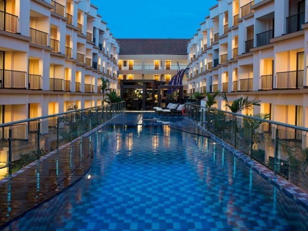 Park Regis Kuta Hotel Bintang 4 Yang Cocok Untuk Persinggahan Di Bali