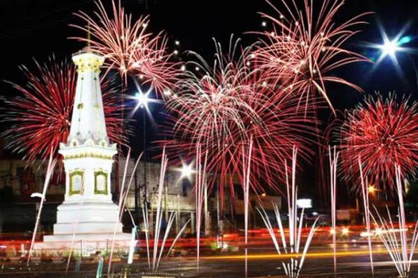 Spot Merayakan Acara Tahun Baru 2018 Di Jogja