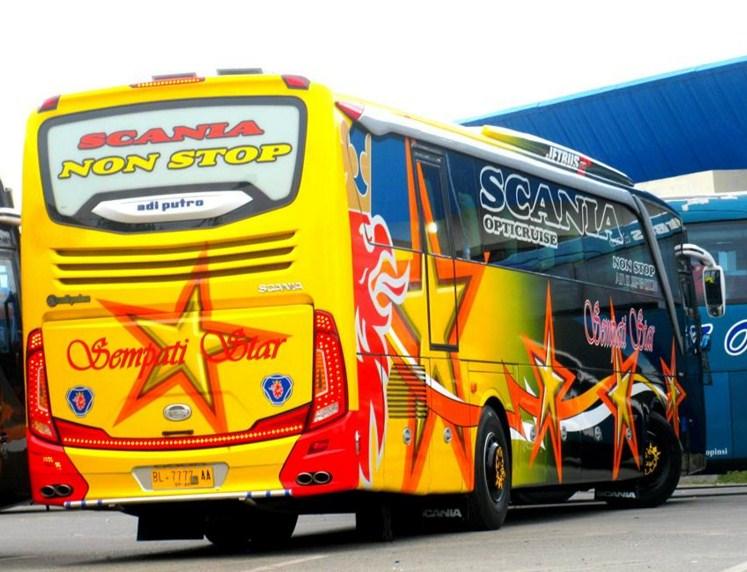 Daftar Harga Tiket Bus Sempati Star Medan Aceh