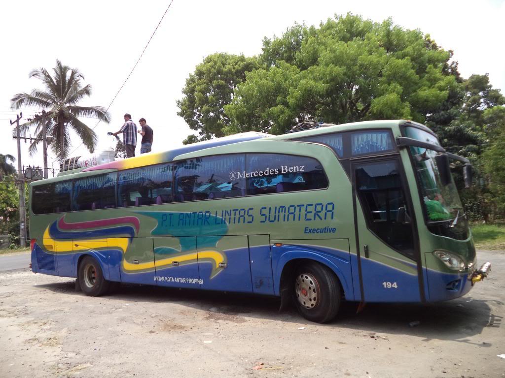 Daftar Lengkap Tiket Bus Antar Lintas Sumatera Terbaru